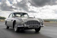 Kot Feniks iz pepela: Tu je novi Aston Martin DB4 GT Continuation!