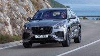 Prerojeni Jaguar F-Pace za novo modelno leto