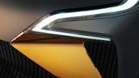 Renault draži s fotografijo novega električnega SUV-ja