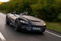 Prve fotografije: Aston Martin V12 Speedster