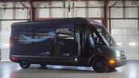 Amazon in Rivian za ?istej�o prihodnost dostave