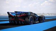 Trenutno le v teoriji: Bugatti Bolide