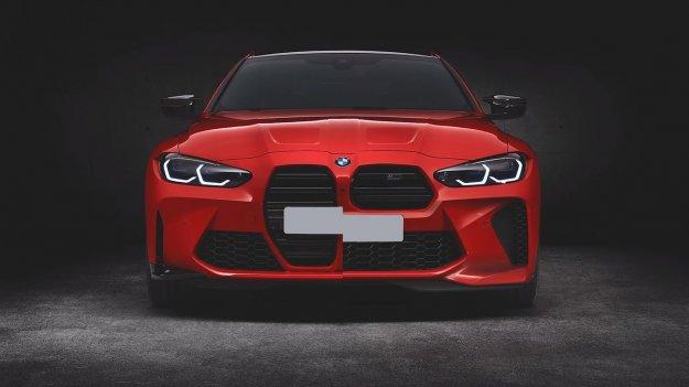 Rekonstrukcija obraza za BMW M4