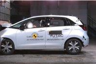 Nova Honda Jazz e: HEV z odliko na stro�jih varnostnih testih
