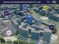 Jaguar Land Rover razvija pametno mestece za preizkus samovoze?ih avtomobilov