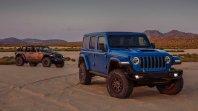 Jeep Wrangler kon?no z V8 motorjem