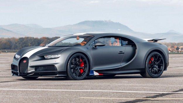 Bugatti Chiron v spomin legendarnih letalcev