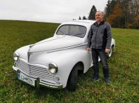 Najstarejši Peugeot ima skoraj sedemdeset