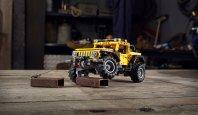 Jeep Wrangler �e v podobi najpopularnej�ih kock