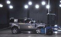 Euro NCAP: Novi Land Rover Defender s pričakovanim odličjem