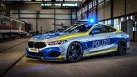 BMW M850i AC Schinzer: La�en policijski avtomobil z resno predelavo