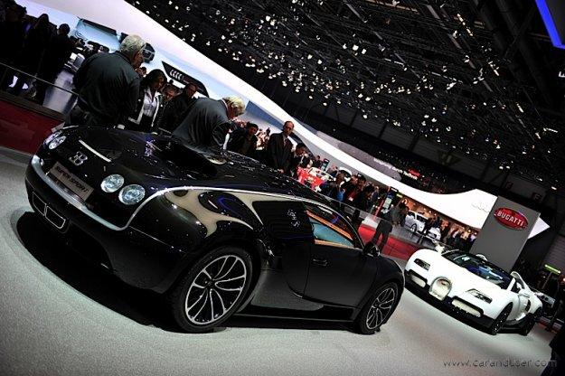 �eneva 2011 � Eksoti?na, maloserijska, nenavadna, buti?na in ostala vozila �