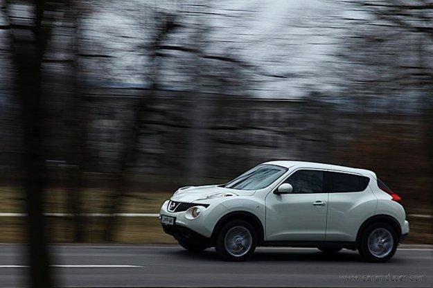 Nissan Juke -  moško mnenje