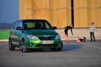 Škoda Fabia 1.4 TSI DSG VRS