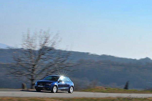 Audi A1 - moško mnenje