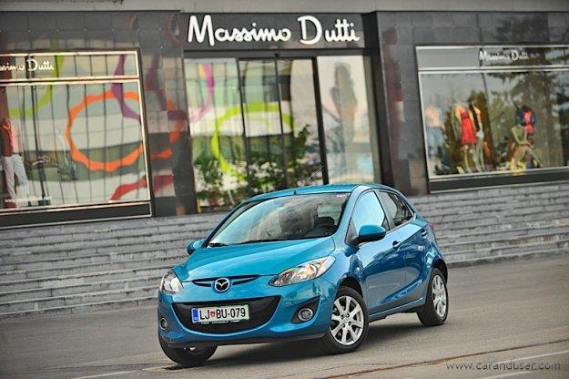 Mazda 2 1.3i TE Plus