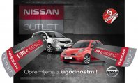 Nissanov Outlet se predstavi