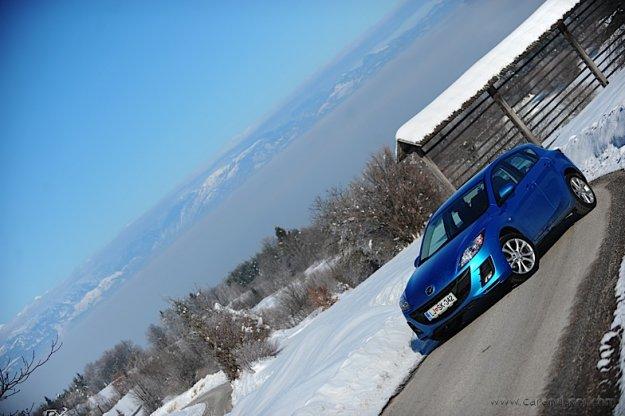 Mazda 3 Sport 1.6i TX Plus