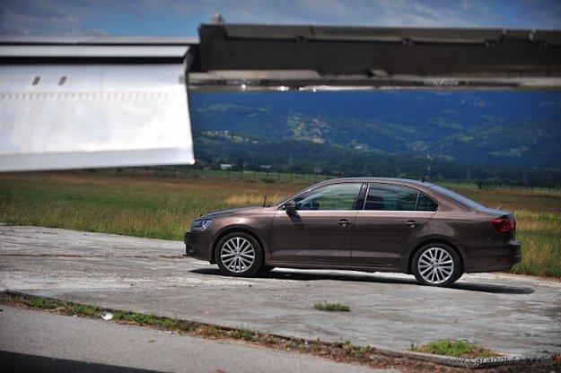 Volkswagen Jetta 1.6 TDI DSG Highline