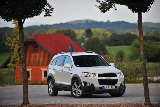 Chevrolet Captiva LTZ 2,2 AT6