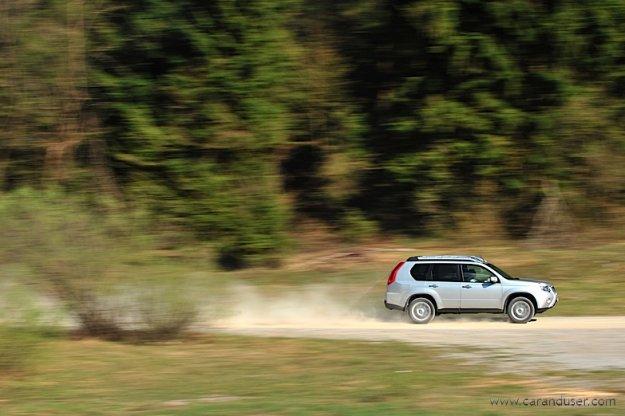 Nissan X-Trail - žensko mnenje