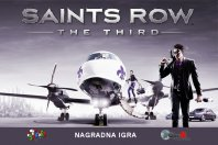 Nagradna igra Saints Row: The Third