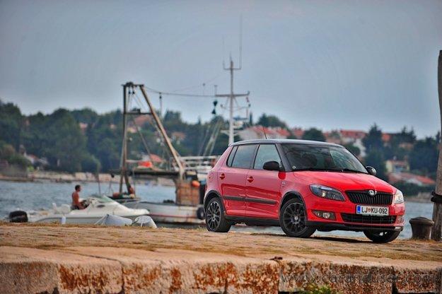 Škoda Fabia Monte Carlo 1.2 TSI