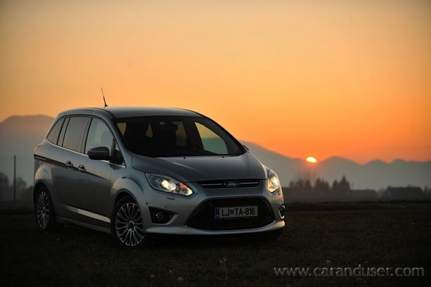 Ford Grand C-MAX 1.6 EcoBoost
