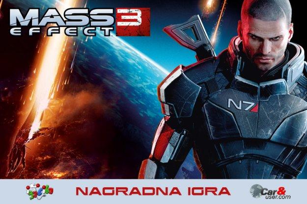 Nagradna igra Mass Effect 3