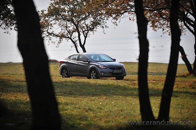 Hyundai Elantra 1.6 CVVT Style