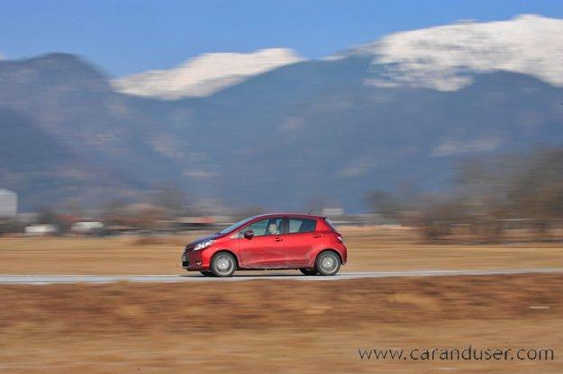 Toyota Yaris 1.33 (2012) - moško mnenje