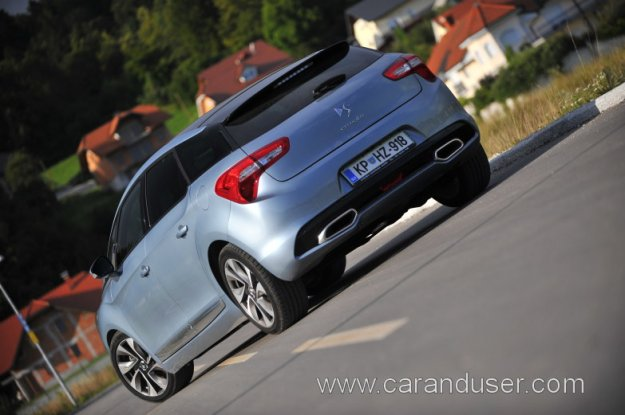 Citroen DS5 Sport Chic Hdi 160