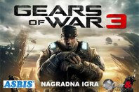 Nagradna igra Gears of War 3
