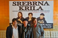 Srebrna krila se pripravljajo na dva velika koncerta v Sloveniji