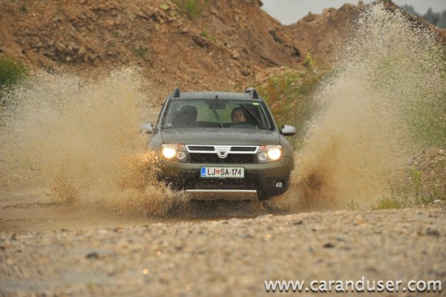 Dacia Duster Delsey 1.5 dCi 4×4