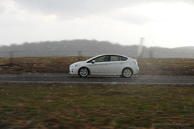 Toyota Prius - žensko mnenje