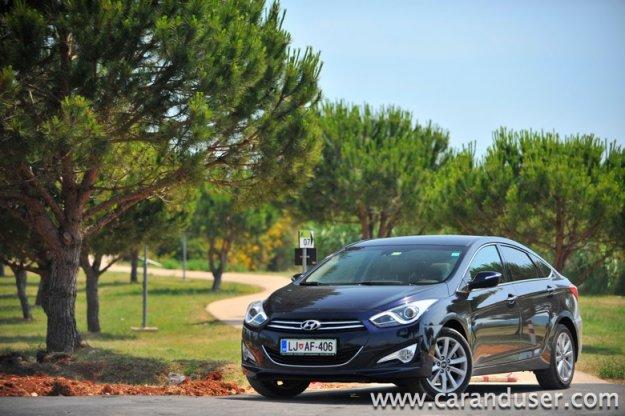 Hyundai i40 1.7 CRDi HP Premium Sedan