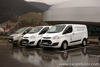 Ford Transit in Tourneo (2013)