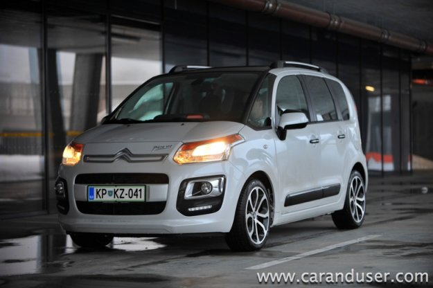 Citroen C3 Picasso HDi 115 Exclusive