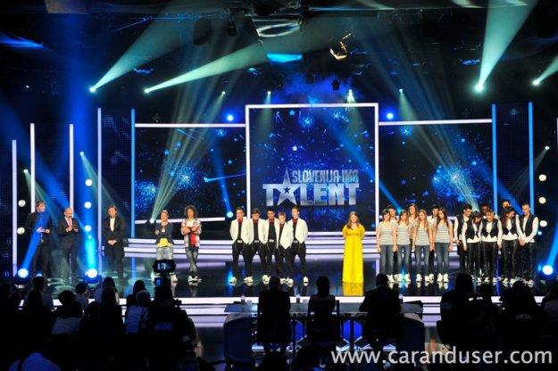 Slovenija ima talent (3.sezona) – 3. polfinalna oddaja