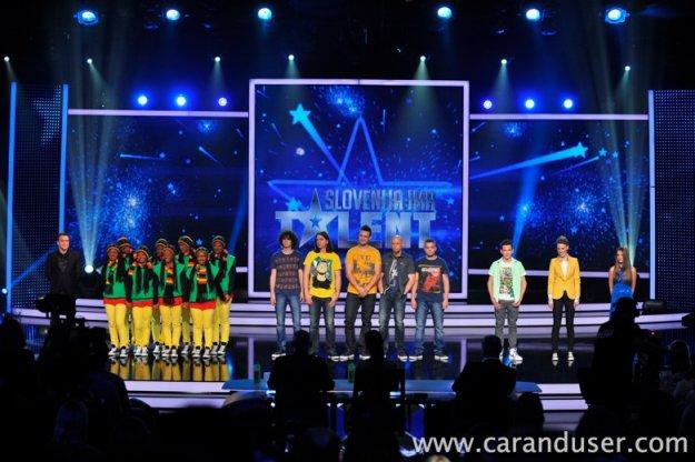 Slovenija ima talent (3. sezona) – 4. polfinalna oddaja