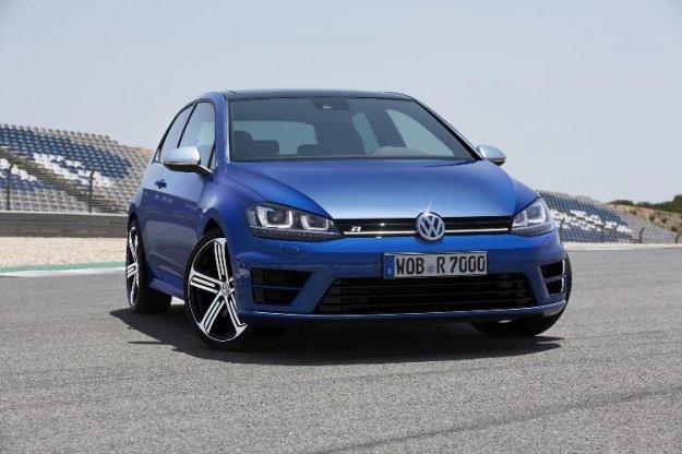 Novi Golf R – »modri dirkač« brez primere