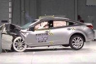 Mazda 6 suverena na testih Euro NCAP