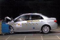Evropska Corolla s petimi zvezdicami