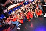 Rdeča zabava za mlade …