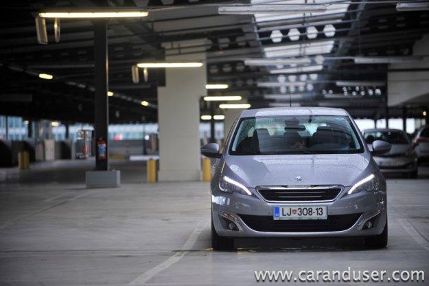 Peugeot 308 1.6 THP 125 Allure (2013)