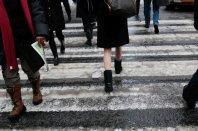 Začenja se akcija za večjo varnost pešcev