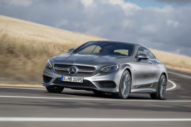Mercedes-Benz razred S Coupe …