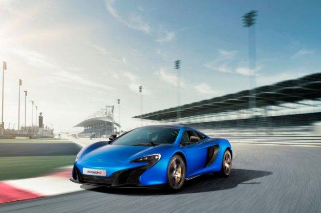 """McLaren 650S - """"mešanček"""" lastne vrste"""
