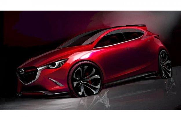 Mazda Hazumi – da bi le bila takšna!